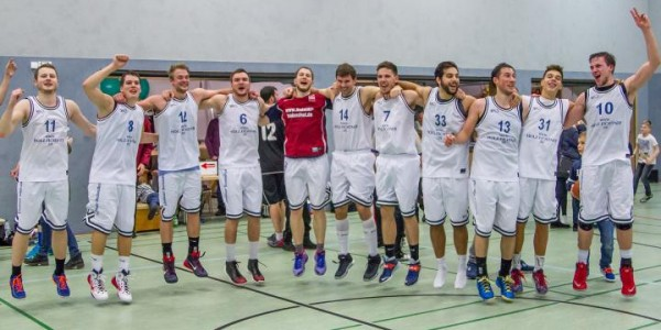 Eckersdorfer Basketballer feiern vorzeitige Meisterschaft